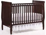 Picture of a crib